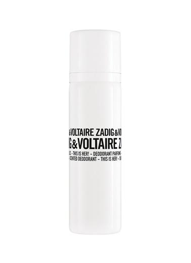 Zadig&Voltaire This is Her! 100 ml Kadın Deodorant Renksiz